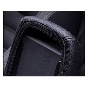 Image 5 - Dla Hyundai Creta ix25 2015 2019 główny schowek samochodowy w podłokietniku pokrywa konsola środkowa ochrona skórzany futerał akcesoria do stylizacji samochodów