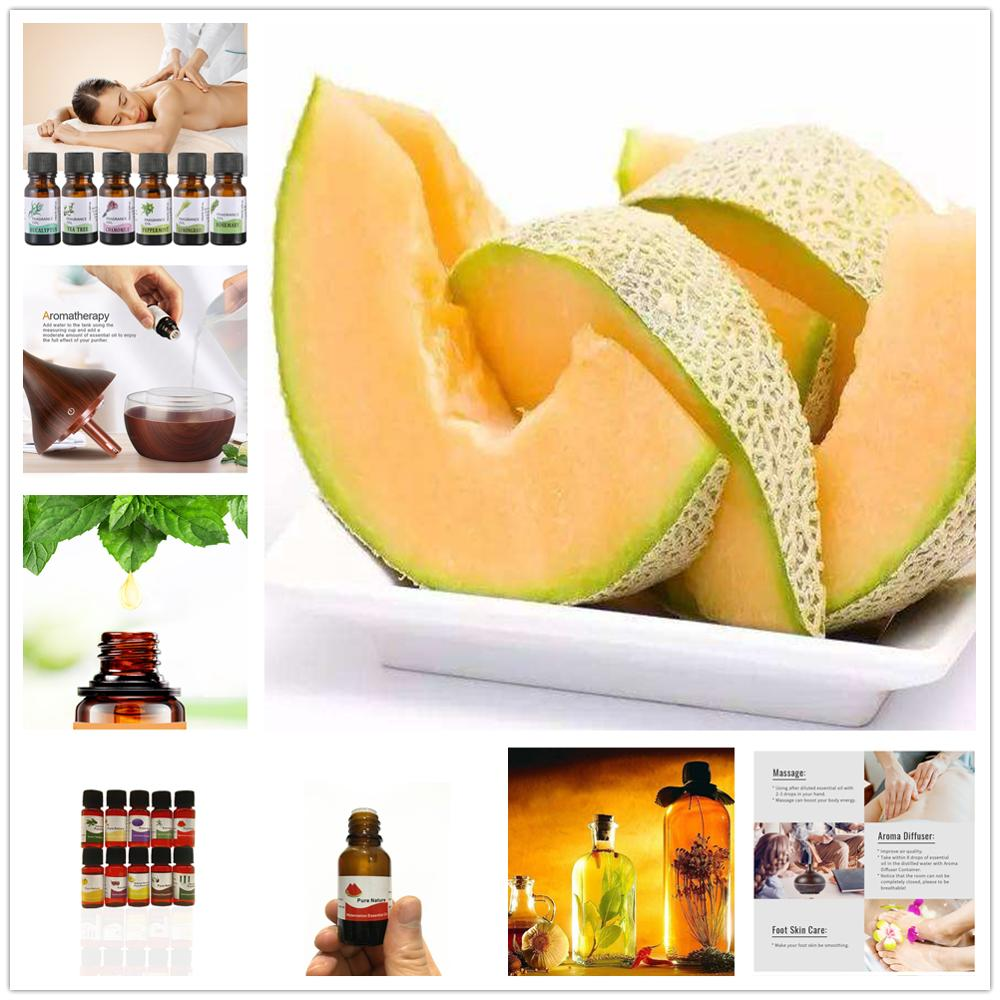 Discounted Essential Oil for Diffuser Aromatherapy Oil Humidifier 10 Kind 10ML Natural Hami Melon Fragrance Aromatherapy Oil Spa