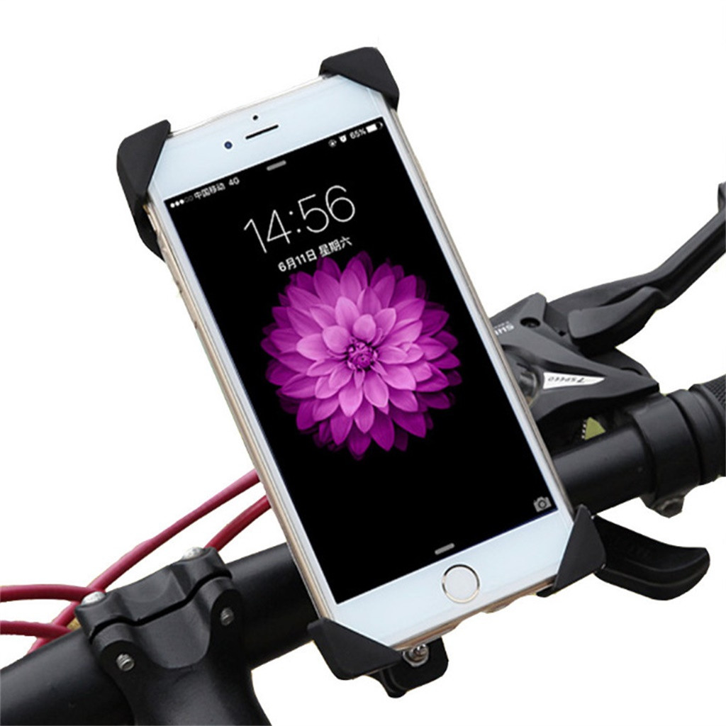 Vogue m365 New Handlebar Phone GPS Holder For Motorcycle Bike Electric Scooter For Xiaomi 365 Sport Bicycle Bike Accessories #E