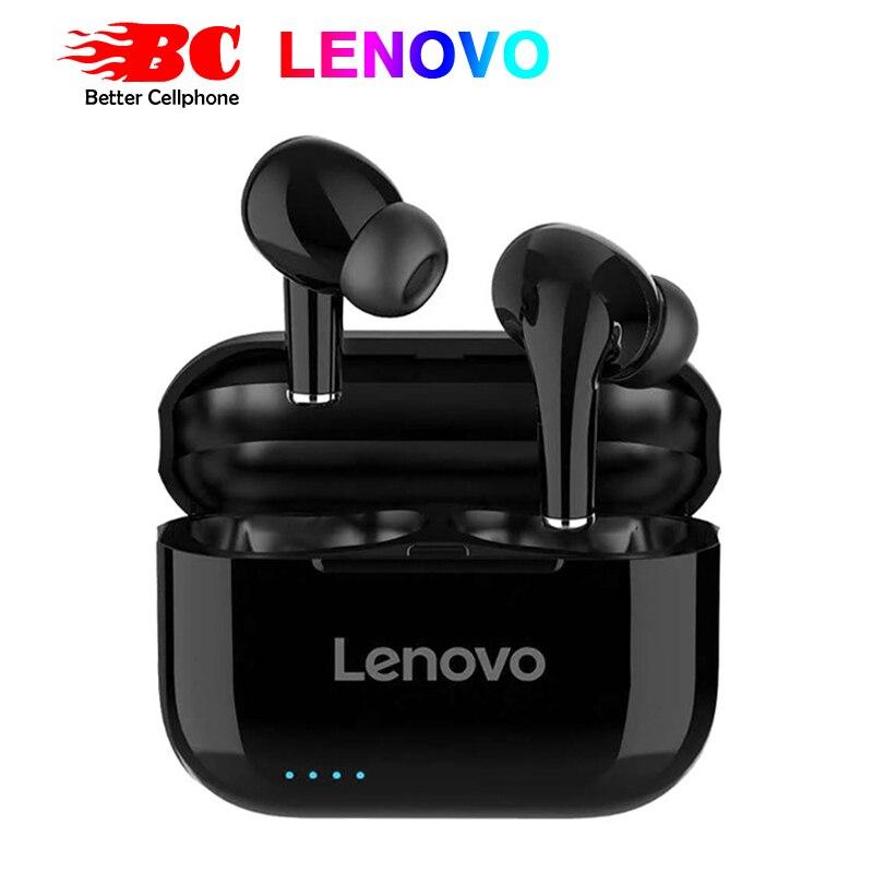 Новинка Lenovo LP1S, TWS, наушники IPX4, водонепроницаемые, настоящие, беспроводные, Bluetooth 5,0, Hifi, стерео басы с микрофоном, Handsfree