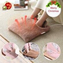 Chauffe-pieds électrique, pantoufles chauffantes, coussin de canapé, chauffage des mains, confortables, nouvelle collection