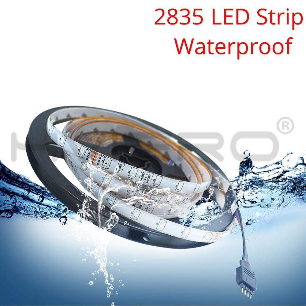 H234f24ba1b154f0f8053703d2ede467cg - 5m 2835 3528 LED Strip Desk Lamp RGB White Red Green Blue Yellow 300Leds IR Remote Controller Holiday Light Night Garden Light