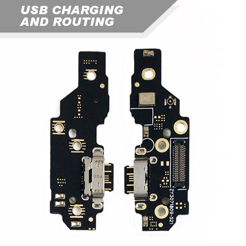 High Quality Micro Dock Connector Board USB  Flex Cable For Nokia 5.1 Plus / X5 TA-1109 USB Charging Port Connector Flex Cable