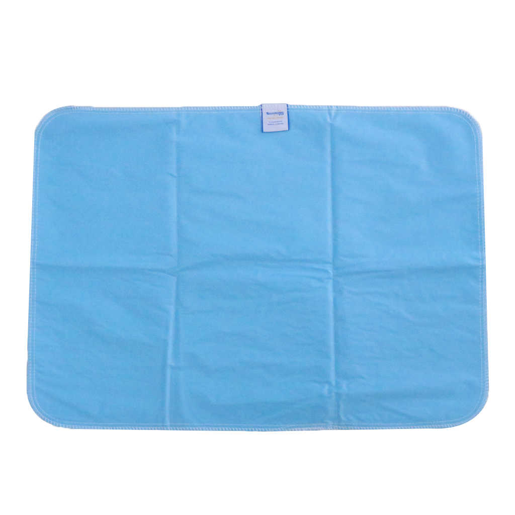 防水洗えるプレミアム品質失禁ベッドパッドアンダーシートプロテクター子供のため大人長老 20*28 インチ