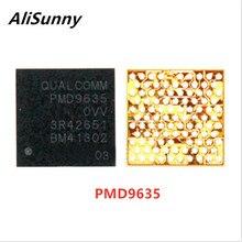 AliSunny 10pcs PMD9635 Pequena Potência BaseBane 6S 6SPlus U_PMU_RF PMU IC para o iphone 9635 Peças de Chips