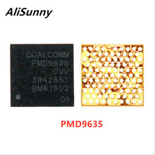 AliSunny 10pcs PMD9635 Small Power BaseBane PMU IC for iPhone 6S 6SPlus U_PMU_RF 9635 Chip Parts