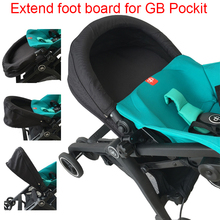 Pockit stroller accessories extend seat cushion extension foot board footmuff for GB Pockit+ Goodbaby Pockit 2019 2018 коляска прогулочная gb pockit lizard khaki