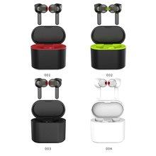 TWS 5.0 Earphone Sports In-ear Earbuds Headset with Charging Box Sweatproof Sport Earpiece Headphone недорого