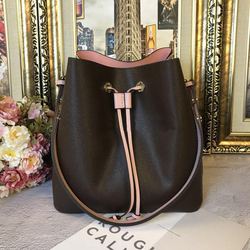 Gros cuir marque de mode sac à bandoulière sac à main marque sac à main ancien sac à provisions sac de messager blanc treillis seau sac