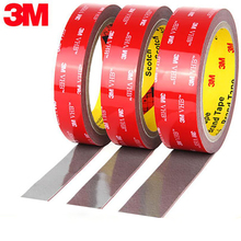 Adhesive-Pad Foam-Tape Office-Decoration Car Double-Sided 3m Vhb Reusable Home Strong