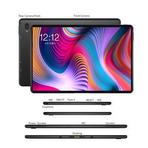 "Image 5 - Teclast T30 4G téléphone tablette android 9.0 10.1 ""1920x1200 MTK P70 4GB RAM 64GB ROM tablettes PC double caméra GPS type c 8000mAh"