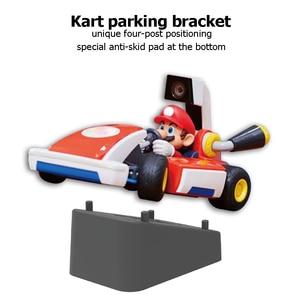 Image 4 - Étui Portable 4 en 1 pour accessoires déquipement électronique, housse de Protection pour Switch NS Mario Kart, sac de rangement
