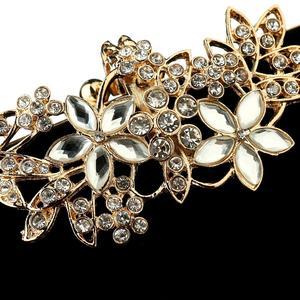 Image 5 - אירופאי אופנה נובל ליידי ריינסטון ערב מצמד Tote תיק בורדו שחור זהב מוצק נשים כתף שרשרת זמש משטח