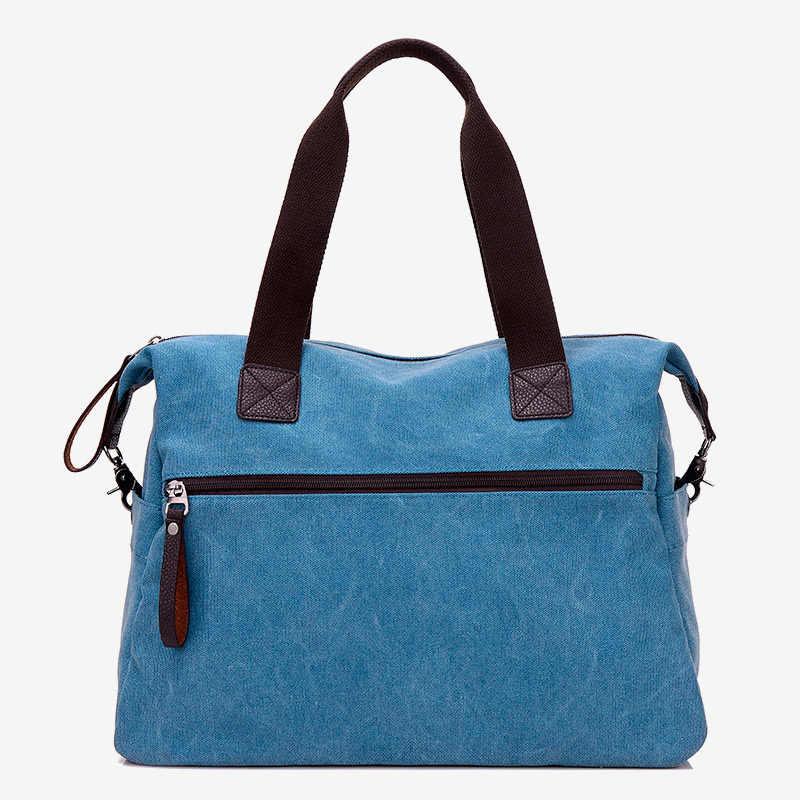 Винтажная холщовая Большая вместительная Женская сумка через плечо женская сумка через плечо дизайнерские сумки известный бренд Женская Большая женская сумка