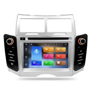 Image 5 - 11.11 Android 10 Xe Ô Tô DVD Stereo Đa Phương Tiện Headunitfor TOYOTA YARIS 2005 VITZ Platz Đài Phát Thanh Đồng Hồ Định Vị GPS Video Âm Thanh 4G RAM 64G