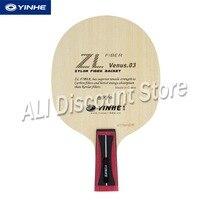 Original Yinhe Milky Way Galaxy Venus 3 4 Zl Zlc Table Tennis Racket Ping Pong Blade Bat
