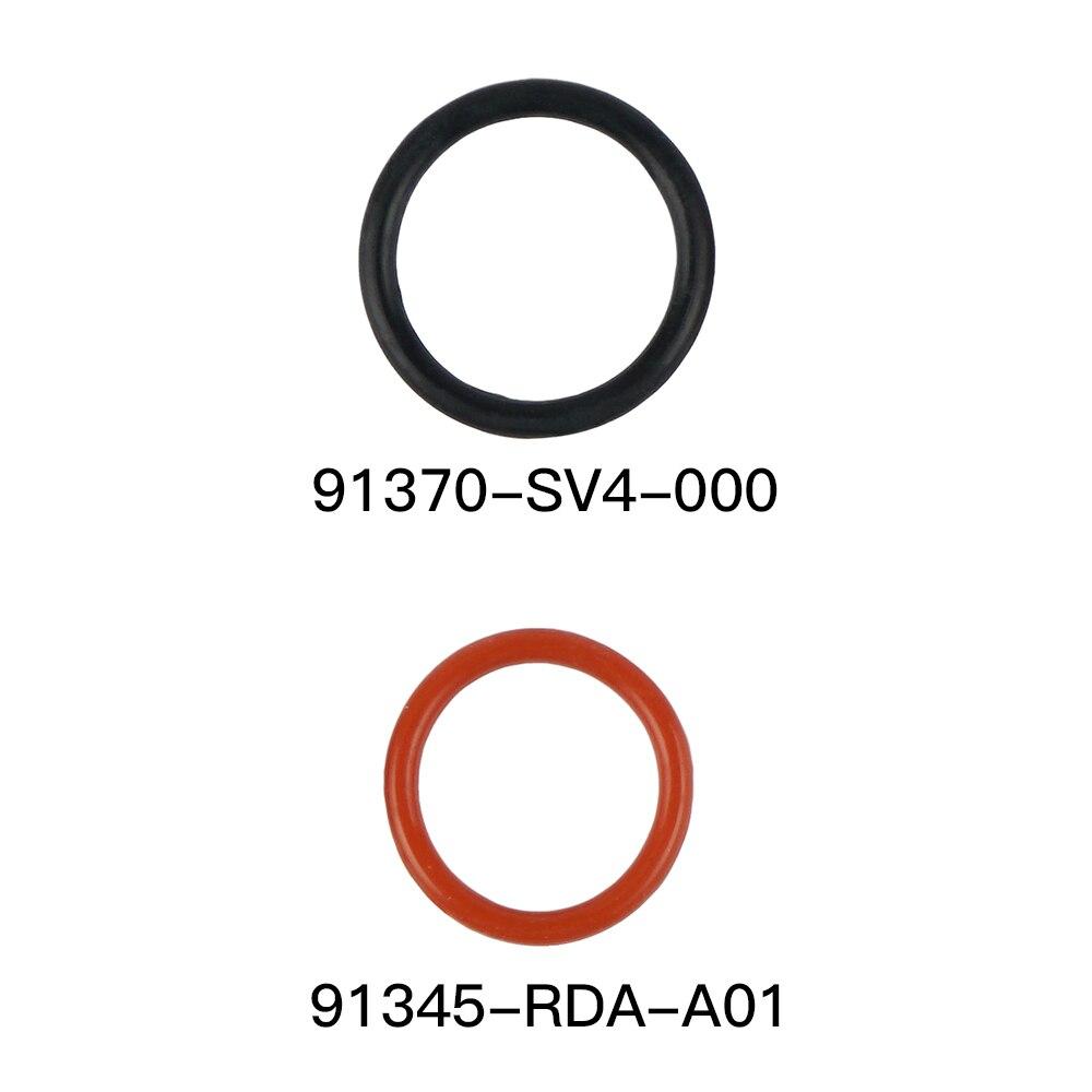 Новинка, комплект уплотнительных колец для Honda Power Steaering Pump 91345-RDA-A01 91370-SV4-000