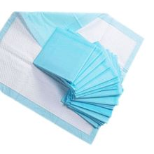 100 Pcs Disposable Baby Diaper Changing Mat for Infant or Pets Newborn Changing Nappy B36E