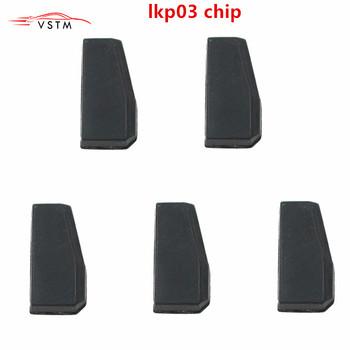 10 sztuk LKP-02 LKP02 Pro szklany Transponder LKP 03 Chip dla 4C 4D G chip Clone LKP03 LKP-03 do kopiowania 7936 ID46 chip tanie i dobre opinie VSTM lkp03 chip plastic Auto key programmer 0 03kg