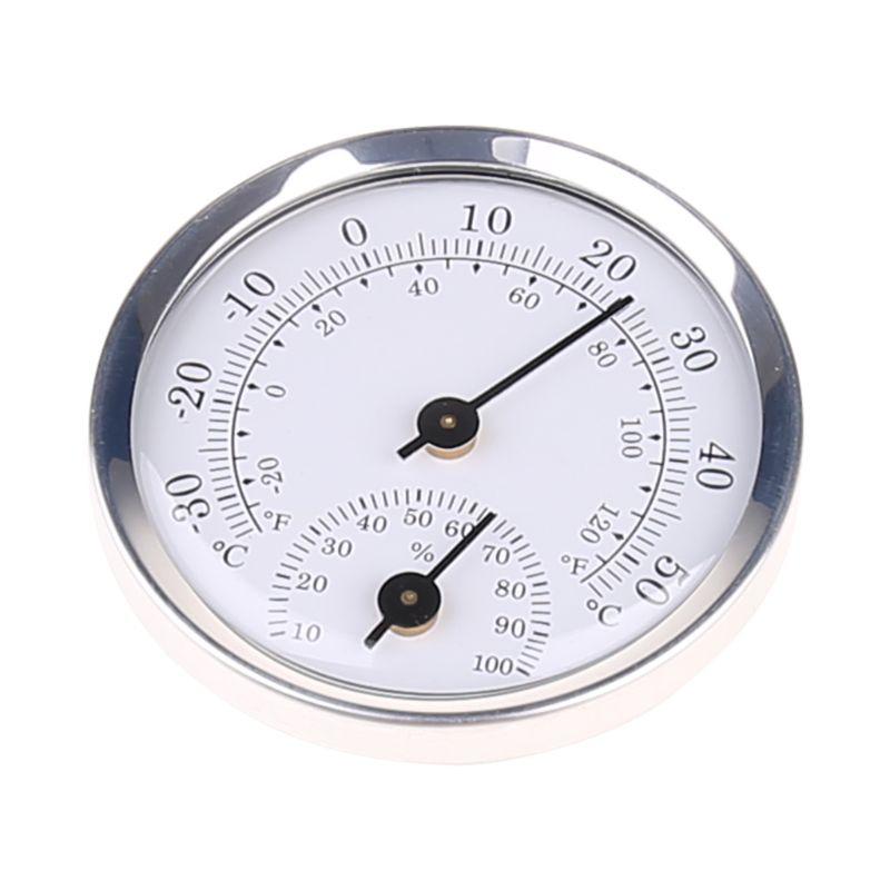Thermometer Hygrometer Multifunctional Instrument Pressure Gauge Mini Barometer