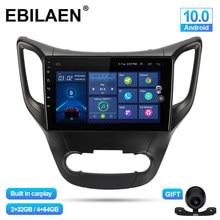 EBILAEN coche reproductor Multimedia para Changan CS35 2013 - 2017 Android 10,0 Autoradio GPS navegación Radio Unidad de 4G WIFI Cámara