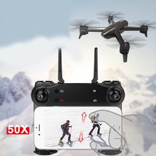 drone 4k gps profesional camera 22 minutes flight 1080P mi drone 4k foldable quadcopter with camera rc drones toys kids infantil