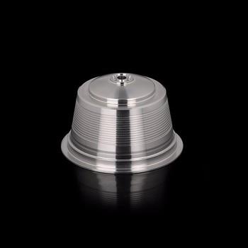 Ã�ルチェグスト再利用可能なカプセル Capsulas Ã�ルチェグスト Reutilizables Â�テンレス鋼詰め替えコーヒーフィルタードルチェグストキャップポッド