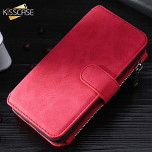 kisscase luxury business flip case for samsung galaxy s10 back cover leather case for samsung a50 note8 s7 note10 s8 s9 s8 plus KISSCASE Purse Case For Samsung S20 Ultra S20 A71 A70S Note10 A70 A30 A50 A50S A30S A20 S10 S9 S8 Note10 Plus Leather Flip Cover