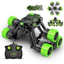 4WD Electric RC Car Rock Crawler Remote Control Toy