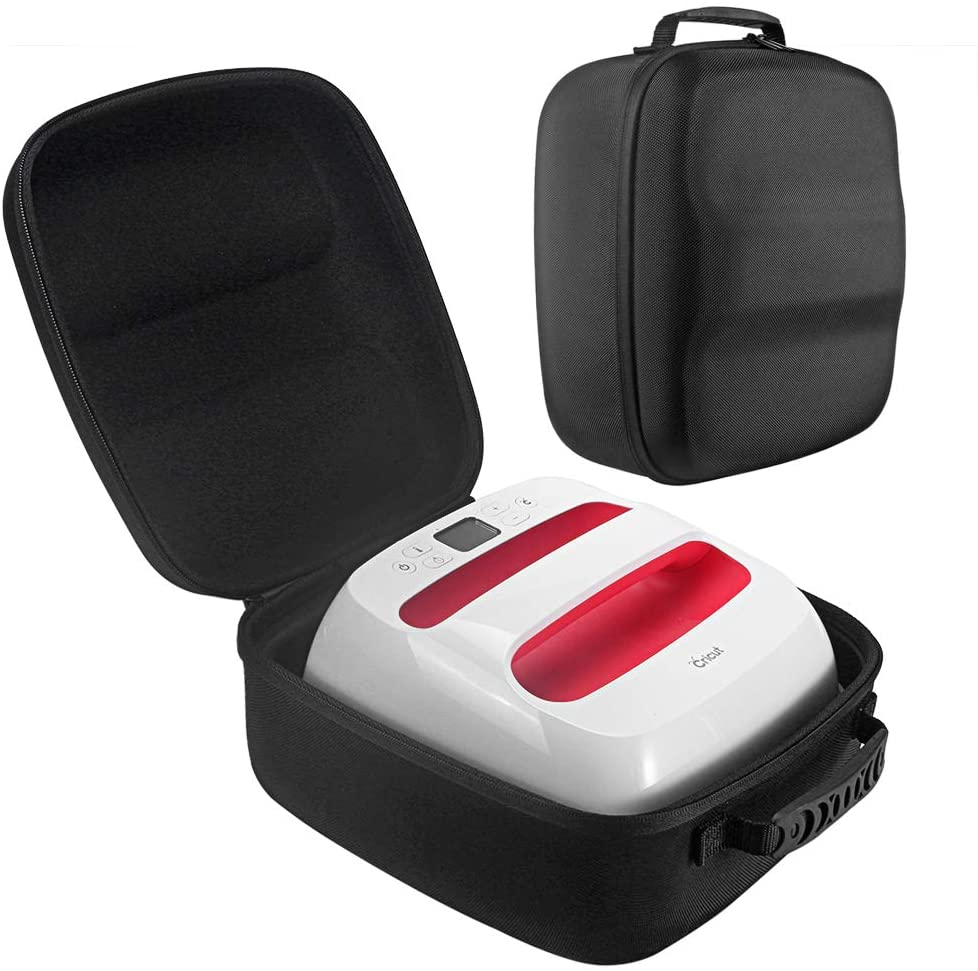 2020 New Hard Case Carrying Travel Bag Case For Cricut Easy Press 2 - Heat Press Machine 9