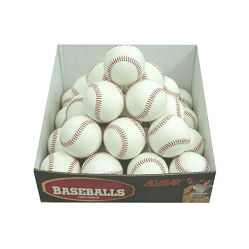 7.2cm Baseball Ball For Children Baseball Training Softball Kids Team Sport