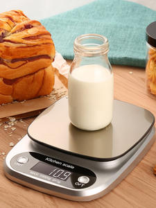 Kitchen Scale Lcd-Display Multifunction-Weight-Scale Baking Digital Electronic 10kg