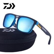 DAIWA Brand New Polarized Glasses Men Women Fishing Sunglasses Camping Hiking Driving Eyewear Sport Goggles UV400 Sun Glasses