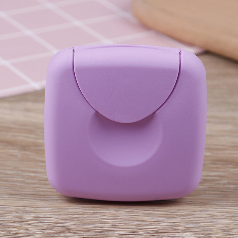 1 Pcs Easy Carry Vagina Tampons Support Wholesale Portable Swab Tampon Box Carry Tampons Women Travel Cosmetic Bags
