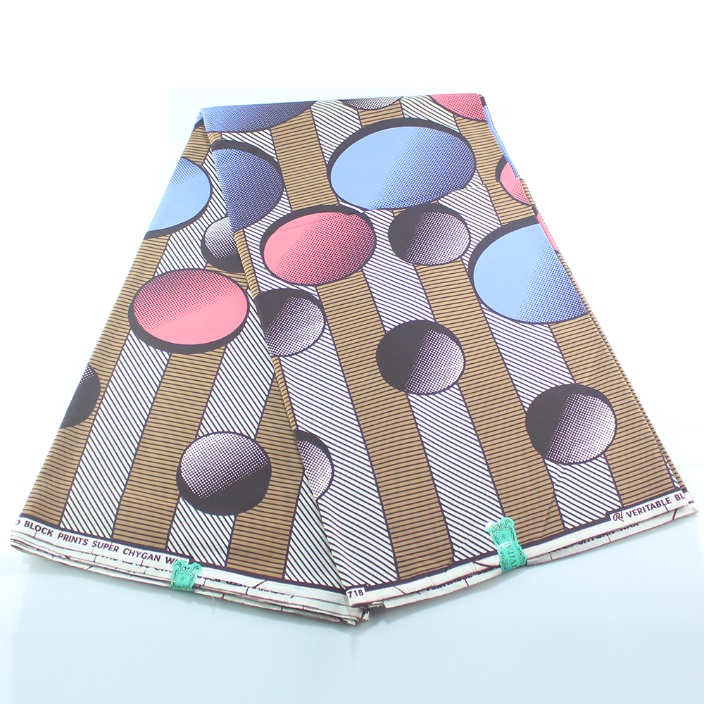 Nigeria African Wax Print Fabric 100% Cotton African Print Fabric 6 Yards Fabric Abcdefghijklmnabc Holland