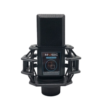 AQTA WORLD Anchor Recording Condenser Microphone Desktop Computer Recording Studio Singing Mike