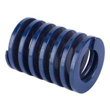 OD 50mm ID 25mm Light Load Stamping Compression Mould Die Spring Blue High Temperature Resistance