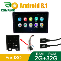 9 Inch 2 Gb Ram 32 Gb Rom Android 8.1 Auto Radio Multimedia Video Player Universele Auto Stereo Gps Bluetooth stuurbediening