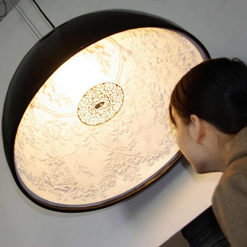 Современный Небесный сад подвесные светильники столовая светодиодная Подвесная лампа для спальни подвесной светильник для гостиной приспособления для подвесных светильников