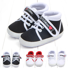 fashion Baby Infant Kid Boy Girl shoes Soft Sole Canvas Snea