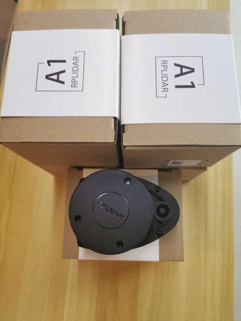 Cheltec RPLIDAR A1M8 360 degrés 2D scanner laser 12 mètres rayon capteur lidar scanner pour la navigation et la localisation des robots