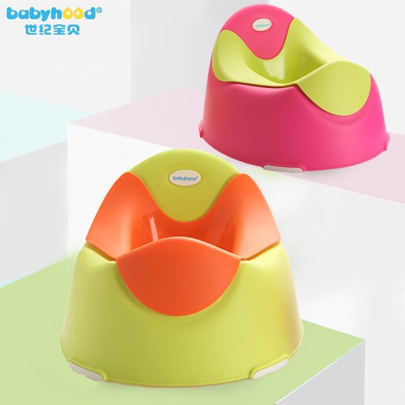 Babyhood Pedestal Pan Infants Baby Small Chamber Pot Pedestal Pan CHILDREN'S Toilet Toilet Urinal 106