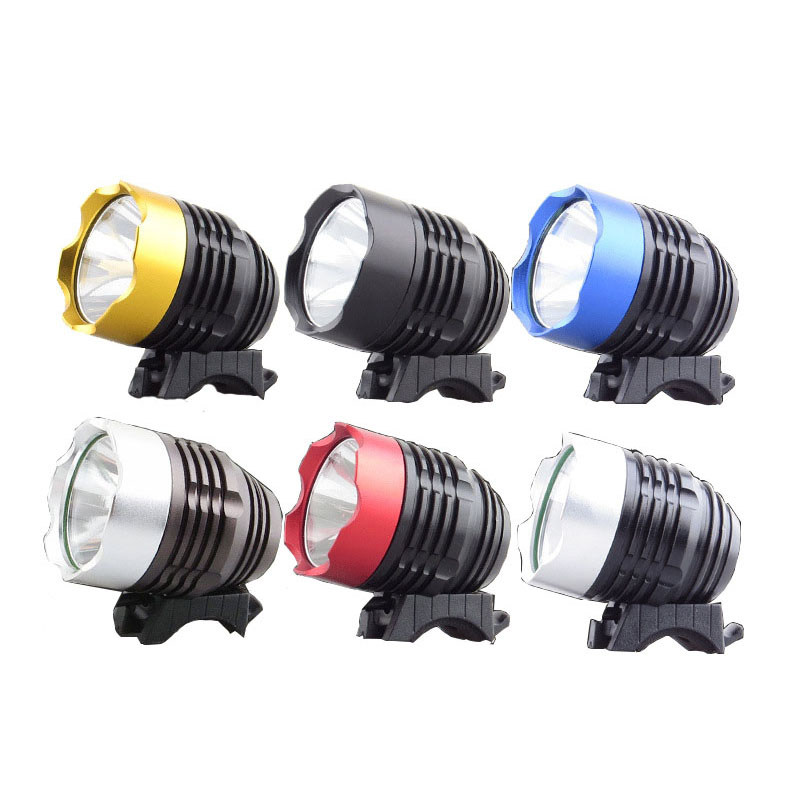 Bicycle Front Light MTB Bike Headlight LED Bicycle Light Cycling Front Lights Lamp Night Riding Bike Lights Cycling Accessories