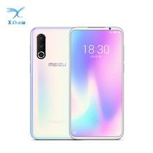 Meizu 16S PRO Smarphone 6.2Inch Snapdragon 855 plus In screen Fingerprint NFC 48MP + 20MP + 16MP Rear Cam 3600mAh Mobile Phone