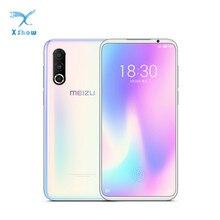 Meizu 16S Pro Smarphone 6.2Inch Snapdragon 855 Plus Màn Hình Trong Vân Tay NFC 48MP + 20MP + 16MP cam Sau 3600 MAh Điện Thoại Di Động
