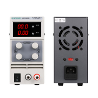 Voltage Regulators KPS305D Adjustable Precision LED Display 30V 5A Switch DC Power Supply