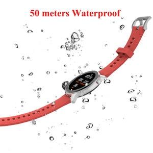 Image 3 - النسخة العالمية Amazfit GTR 47 مللي متر 47 مللي متر ساعة ذكية Huami Smartwatch 12 الرياضية طرق 5ATM للماء GPS 24 أيام البطارية AMOLE