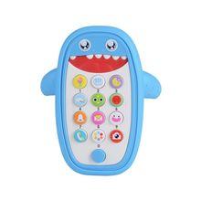 Детская обучающая машина детский телефон игрушка головоломка для раннего образования история машина Развивающие игрушки подарок для детей детская одежда