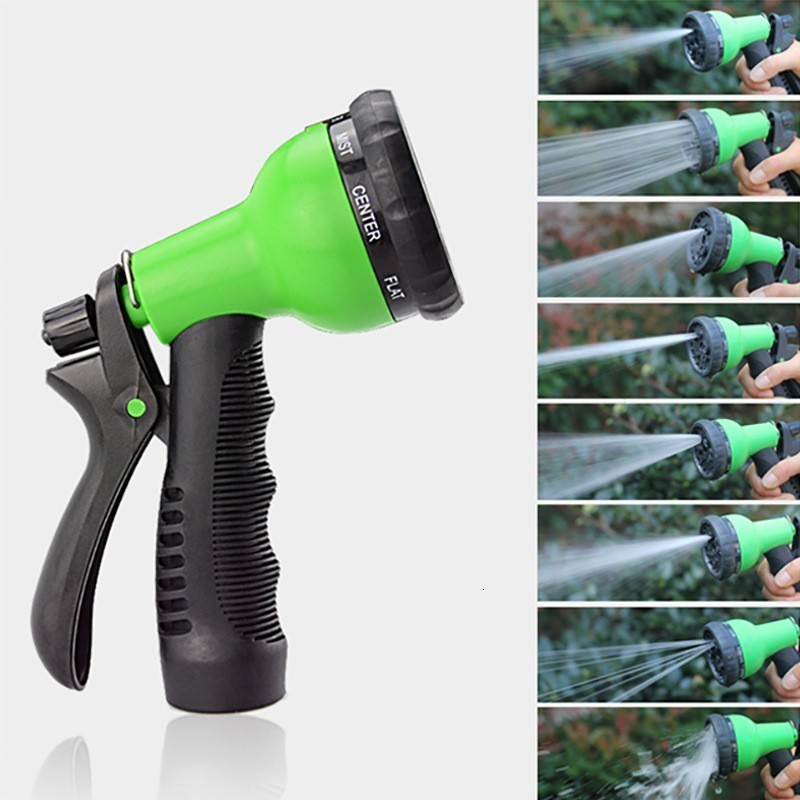 H235b14a4cdff42e3aa39ef7d021fe577s Free shipping 25Ft-200Ft Garden Hose Expandable Magic Flexible Water Hose Eu Hose Plastic Hoses Pipe With Spray Gun To Watering
