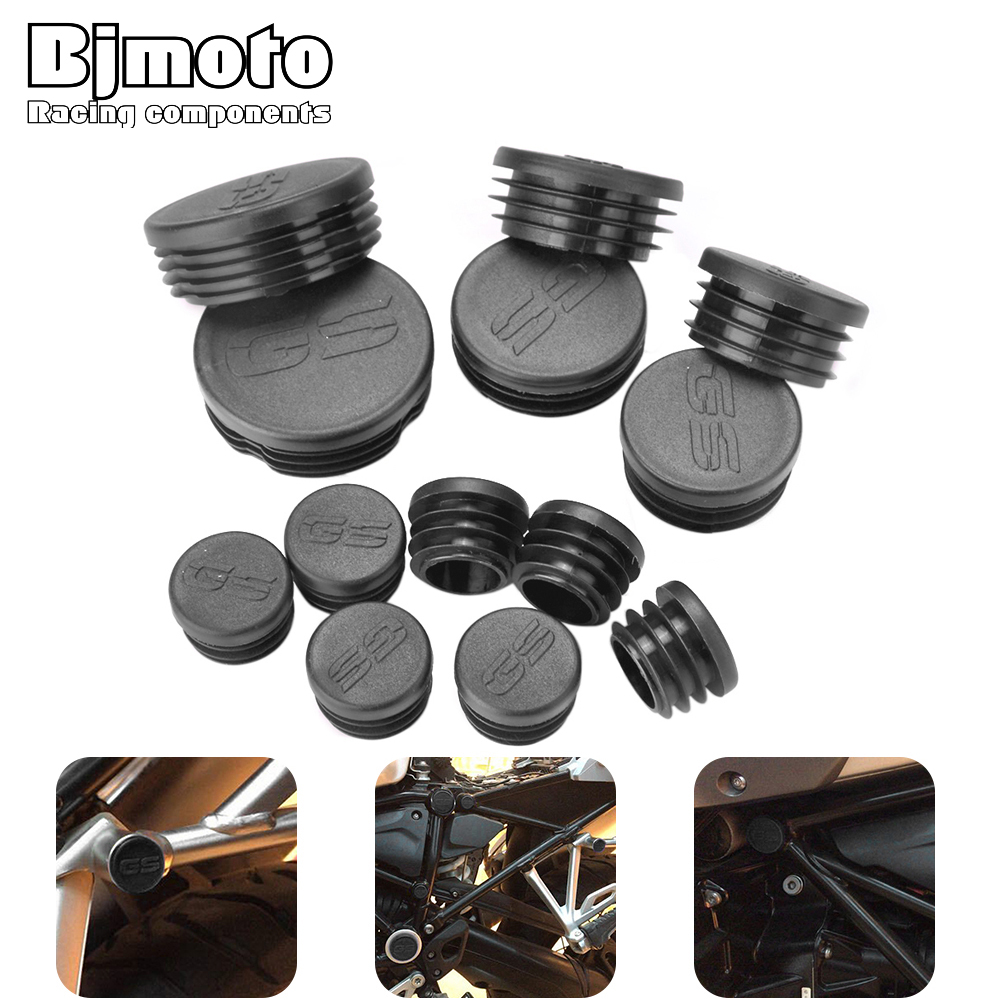 Frame Caps Frame Hole Cover Plug For <font><b>BMW</b></font> <font><b>R1200GS</b></font> LC R 1200GS R1200 GS R 1200 GS LC <font><b>Adventure</b></font> ADV <font><b>2013</b></font> 2014 2015 2016 2017 <font><b>2018</b></font> image